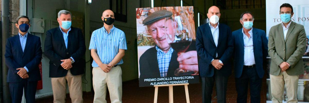 presentación Premios Zarcillo
